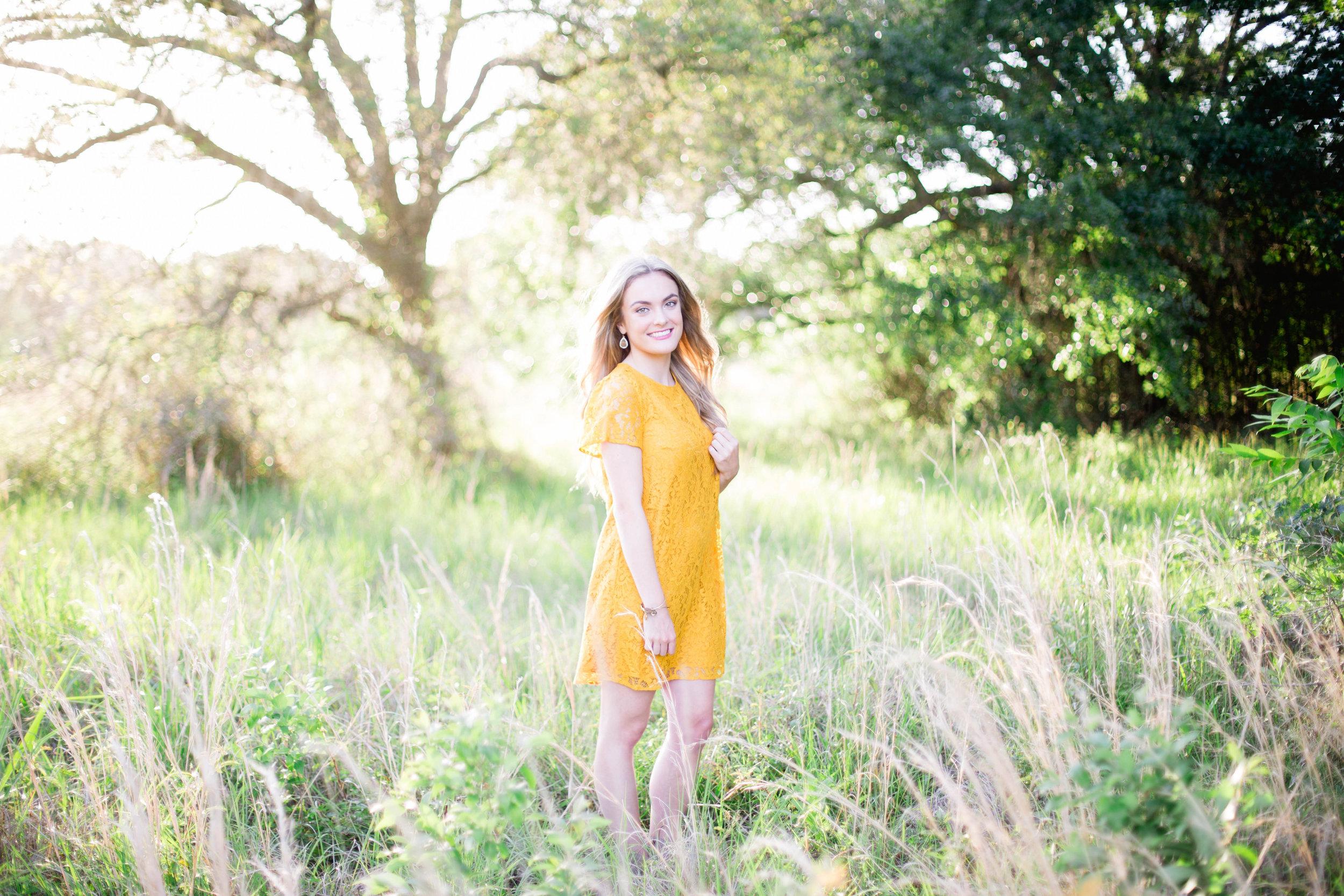 Best Katy, Texas Senior photographer