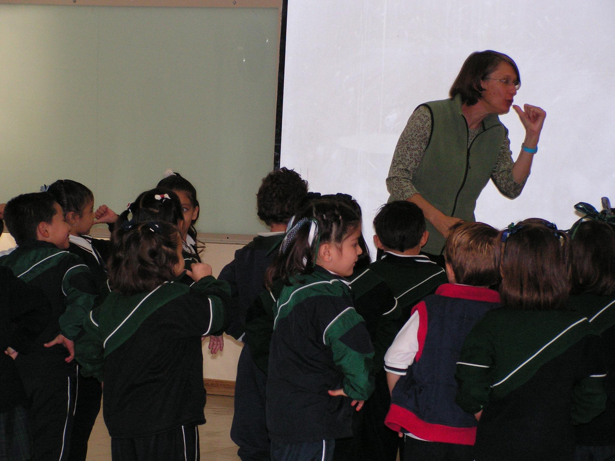 Participation song in Queretaro, Mexico
