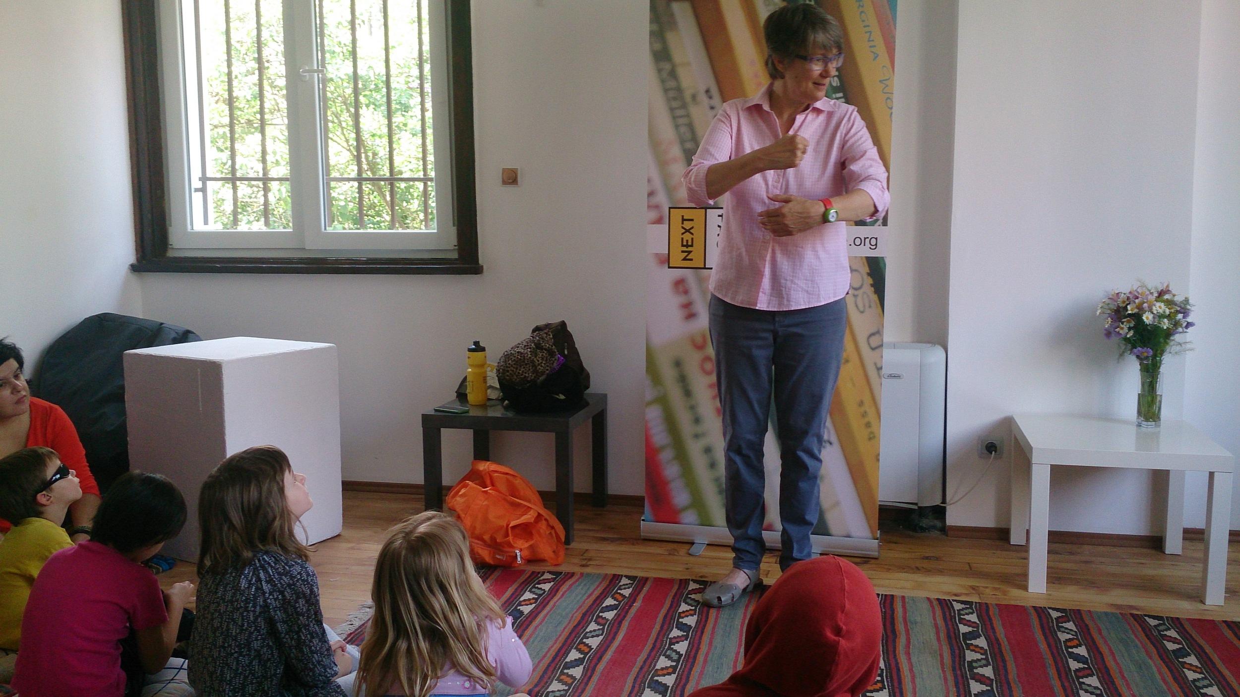 Sofia Literature and Translation House June 2015