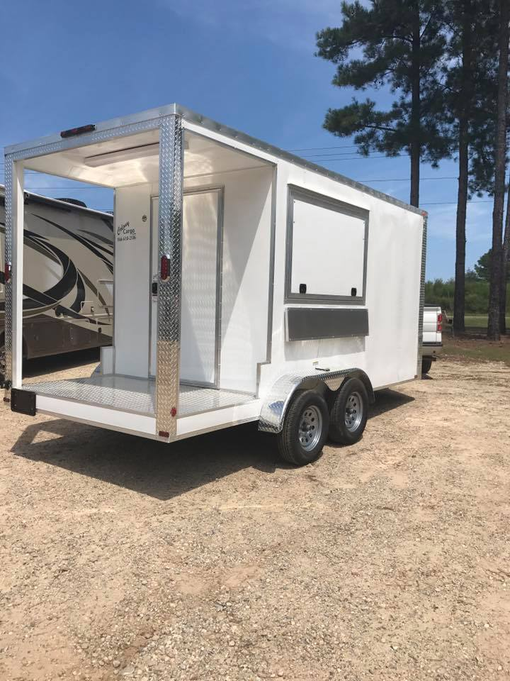 NEWEST Addition--Introducing our NEW BBQ Trailer