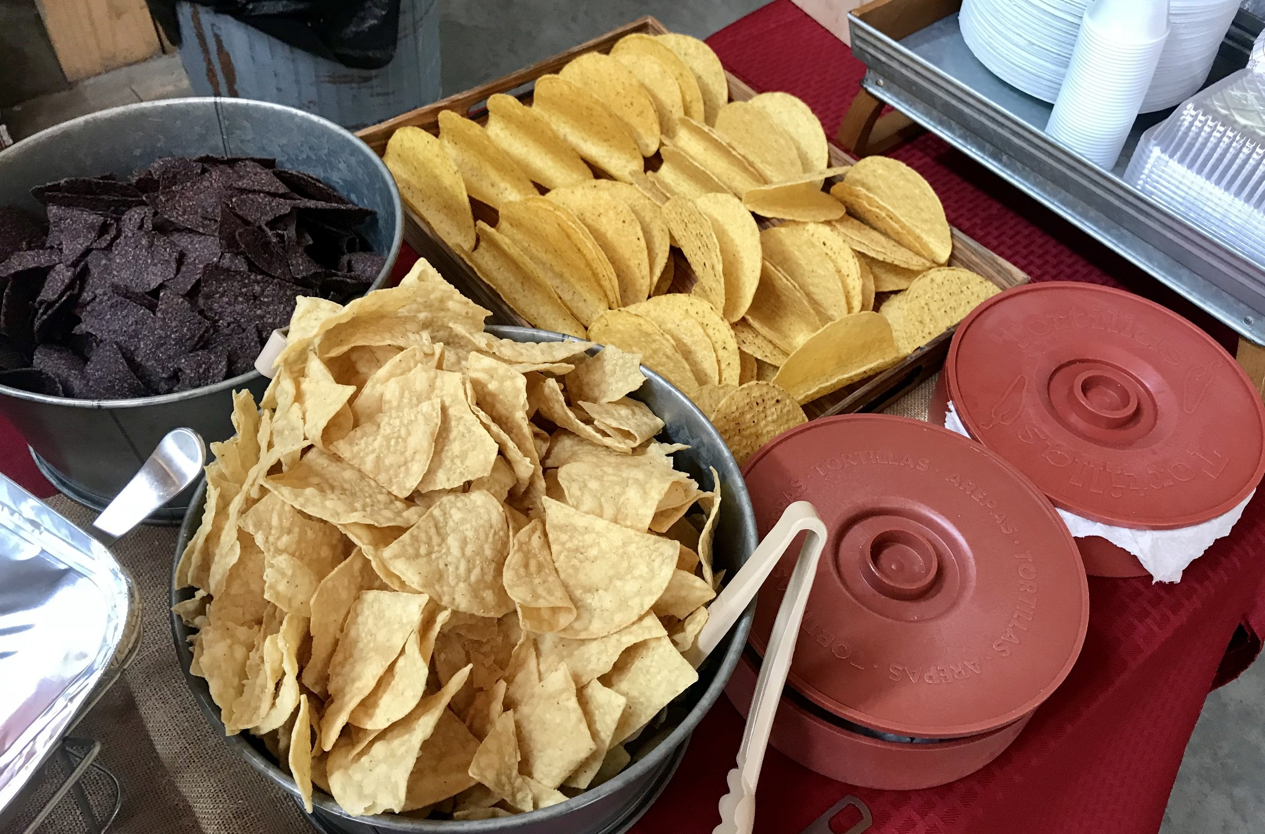 Variety of Nacho Chips, Taco Shells & Corn/Flour Tortilla Wraps!