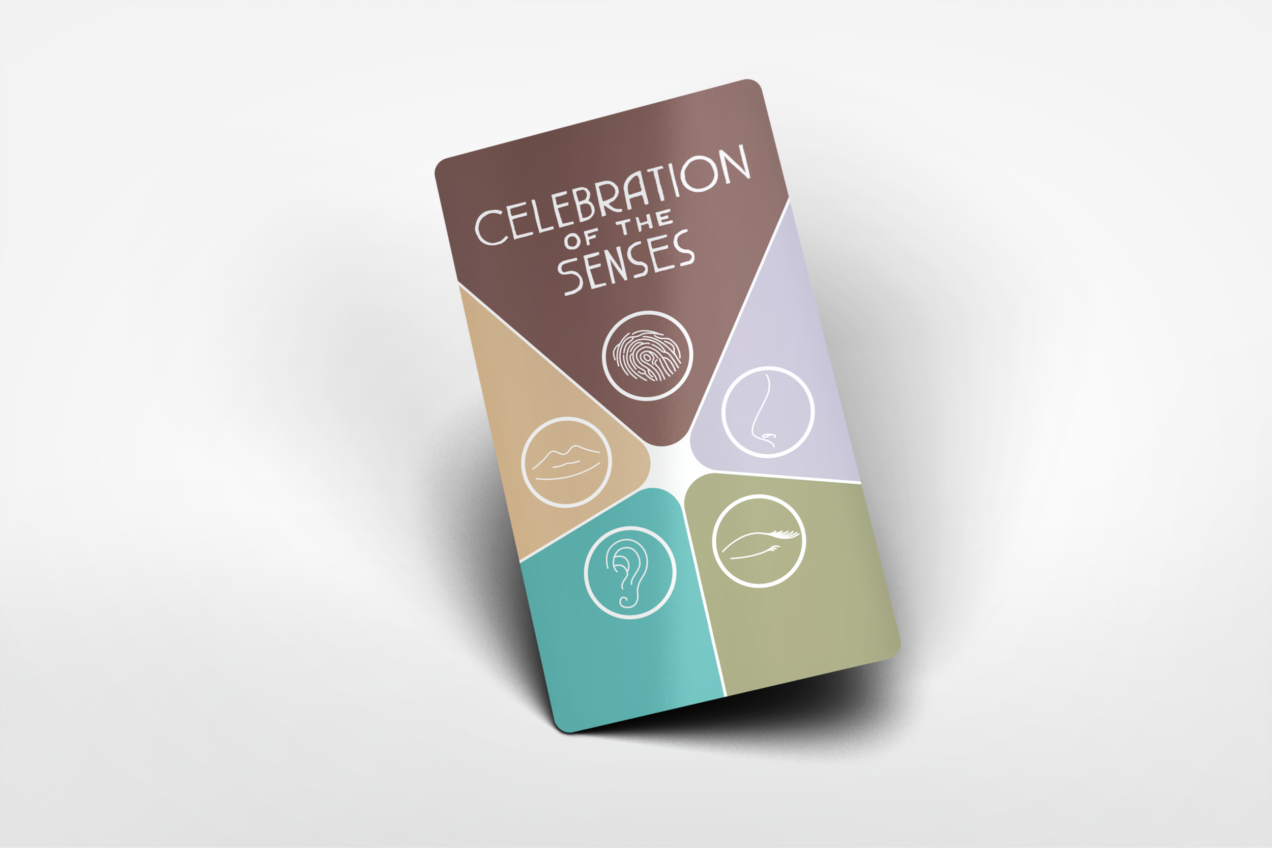 Celebration of the Senses is a colourful card game honouring the diverse artisanal industries found in British Columbia.