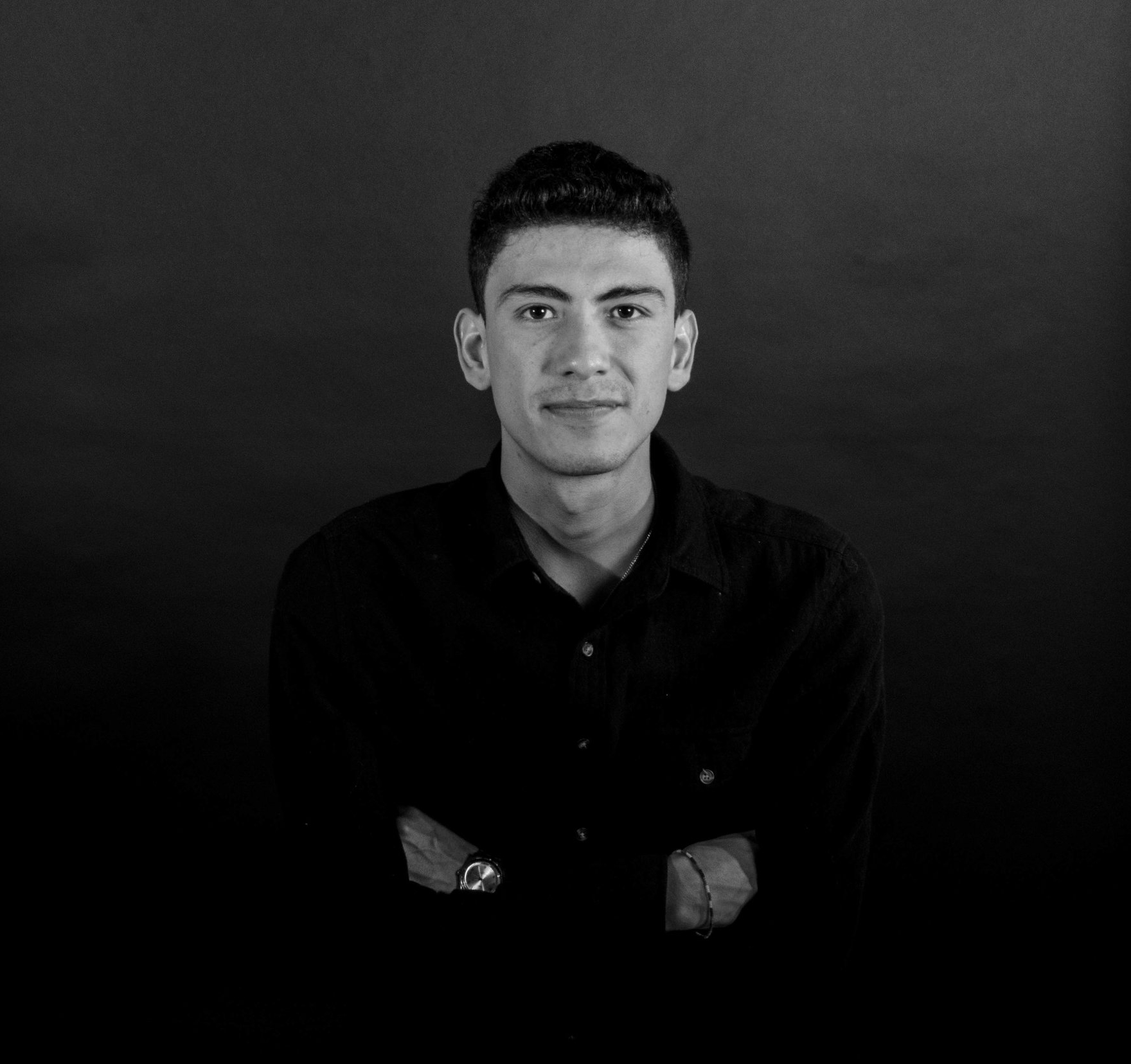 Alejandro Rojas  Fabrication Manager   EXPERIENCE:  Bachelor of Visual Design, Univerisidad Panamericana   PASSIONS:  Photography, astrology, modeling, travel, foreign languages   HOMETOWN:   Bogota, Colombia