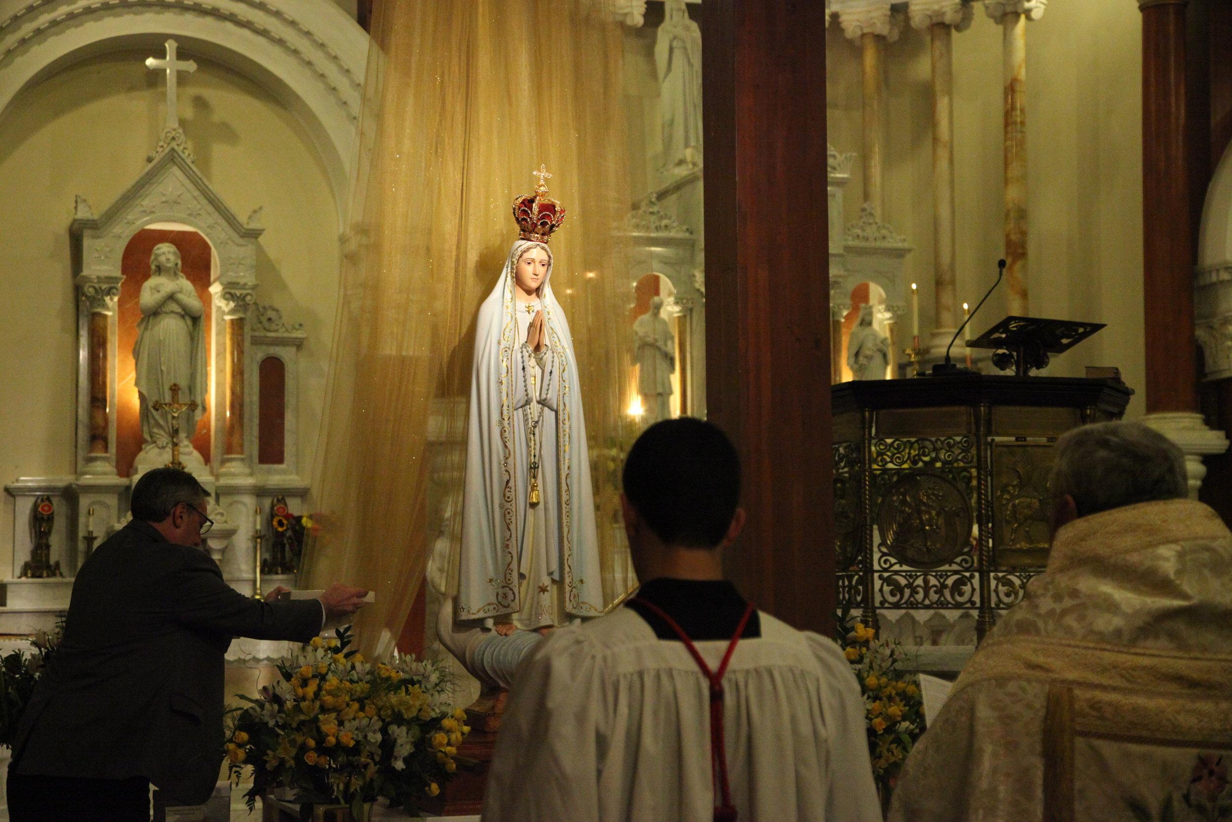 Pilgrim_Statue_Christ_The_King