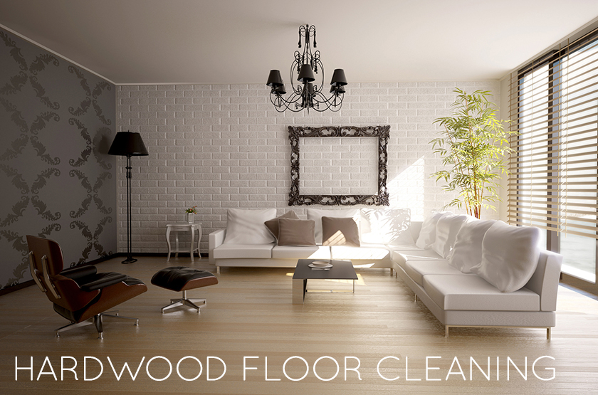 Hardwood Floor Refinishing — The Steam