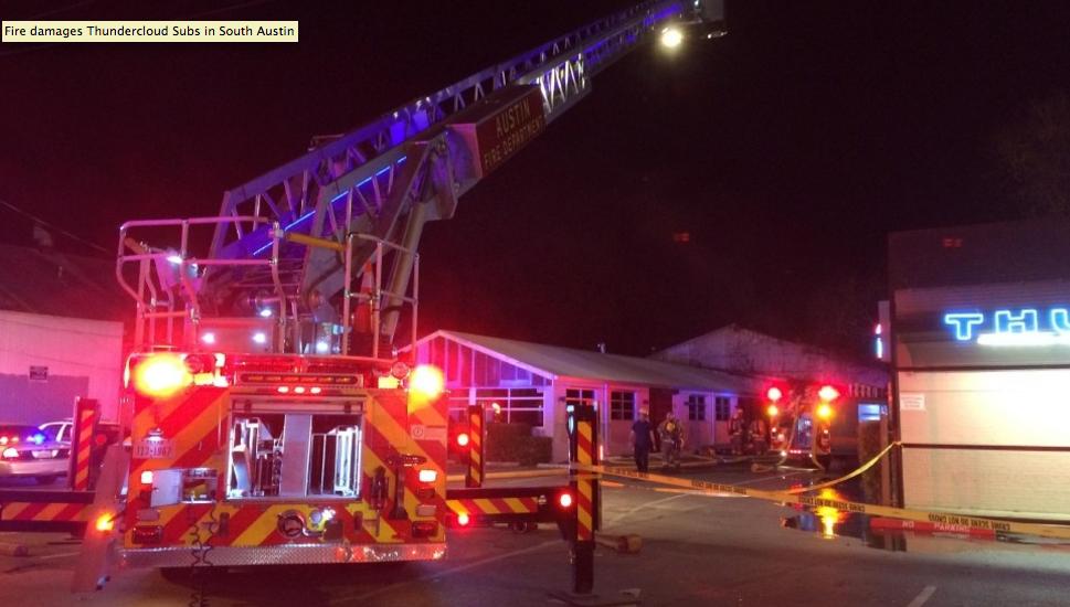 Fire Damage Austin Texas