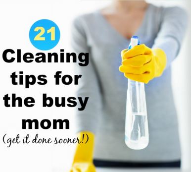 Cleaning Tips Central Texas