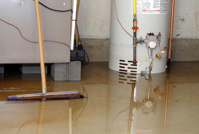 Tips on cleaning up water damage.