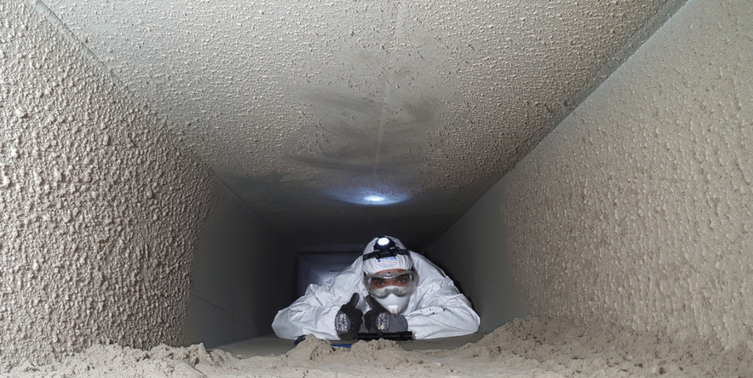 Commerical Air Duct Cleaning
