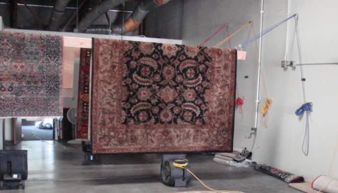 Rug cleaning in Austin Texas