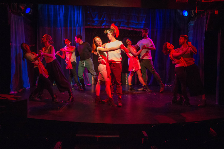 Lysistrata (Equal Truths Productions)