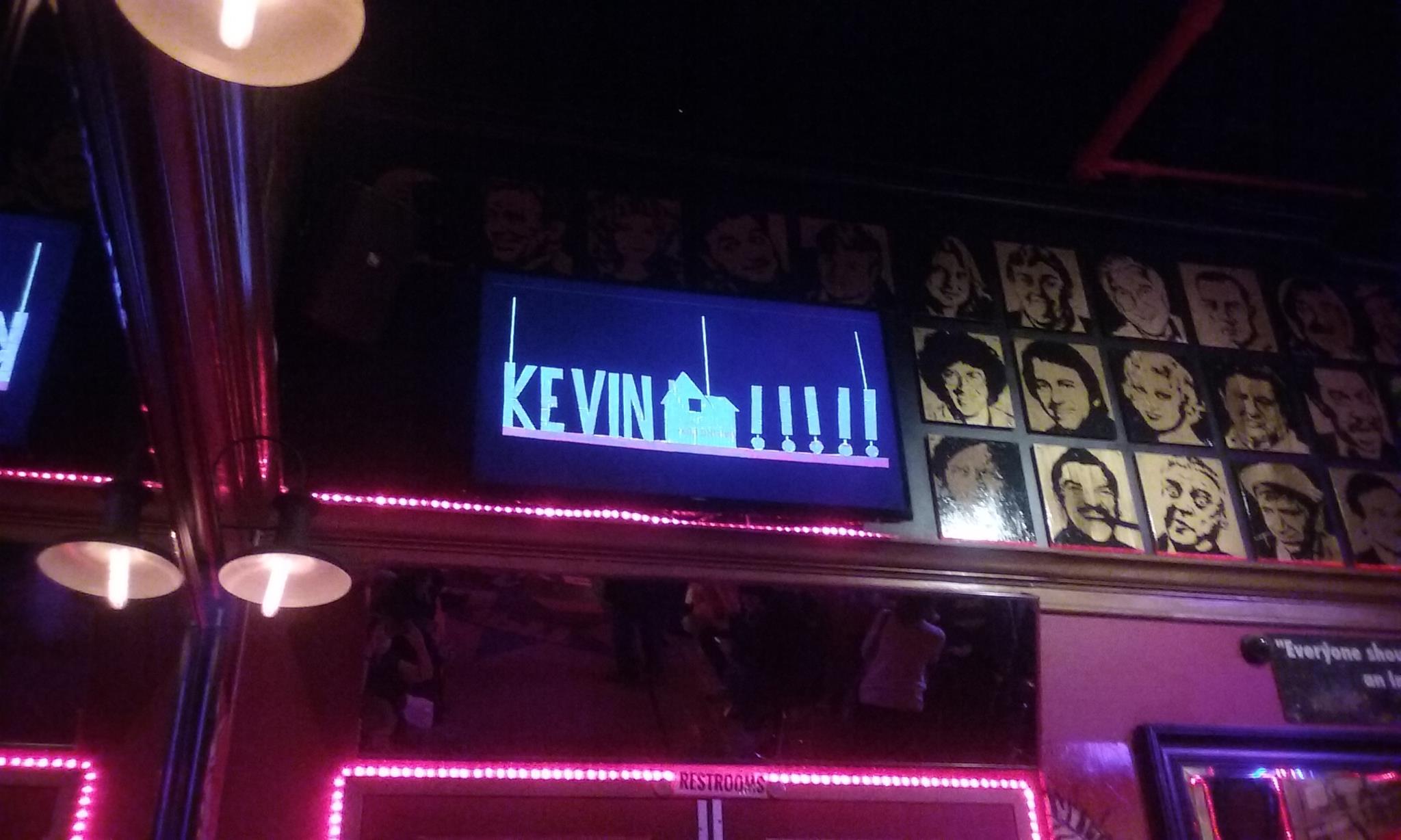 KEVIN!!!!! (Recent Cutbacks)