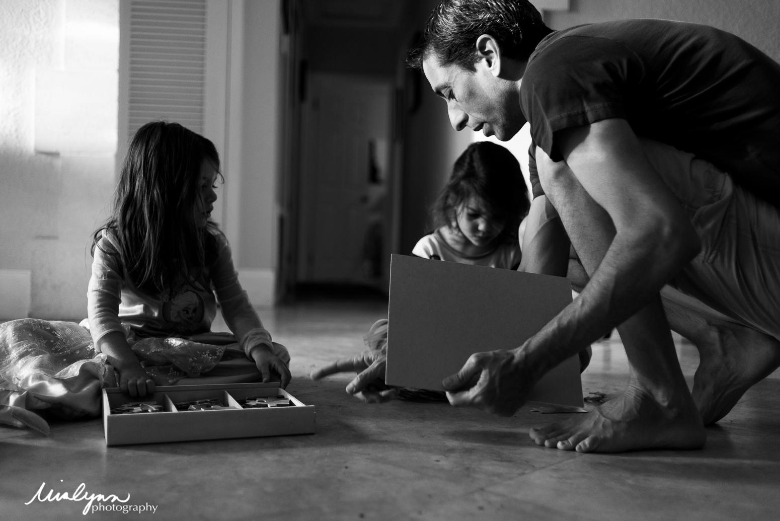 family documentary photography