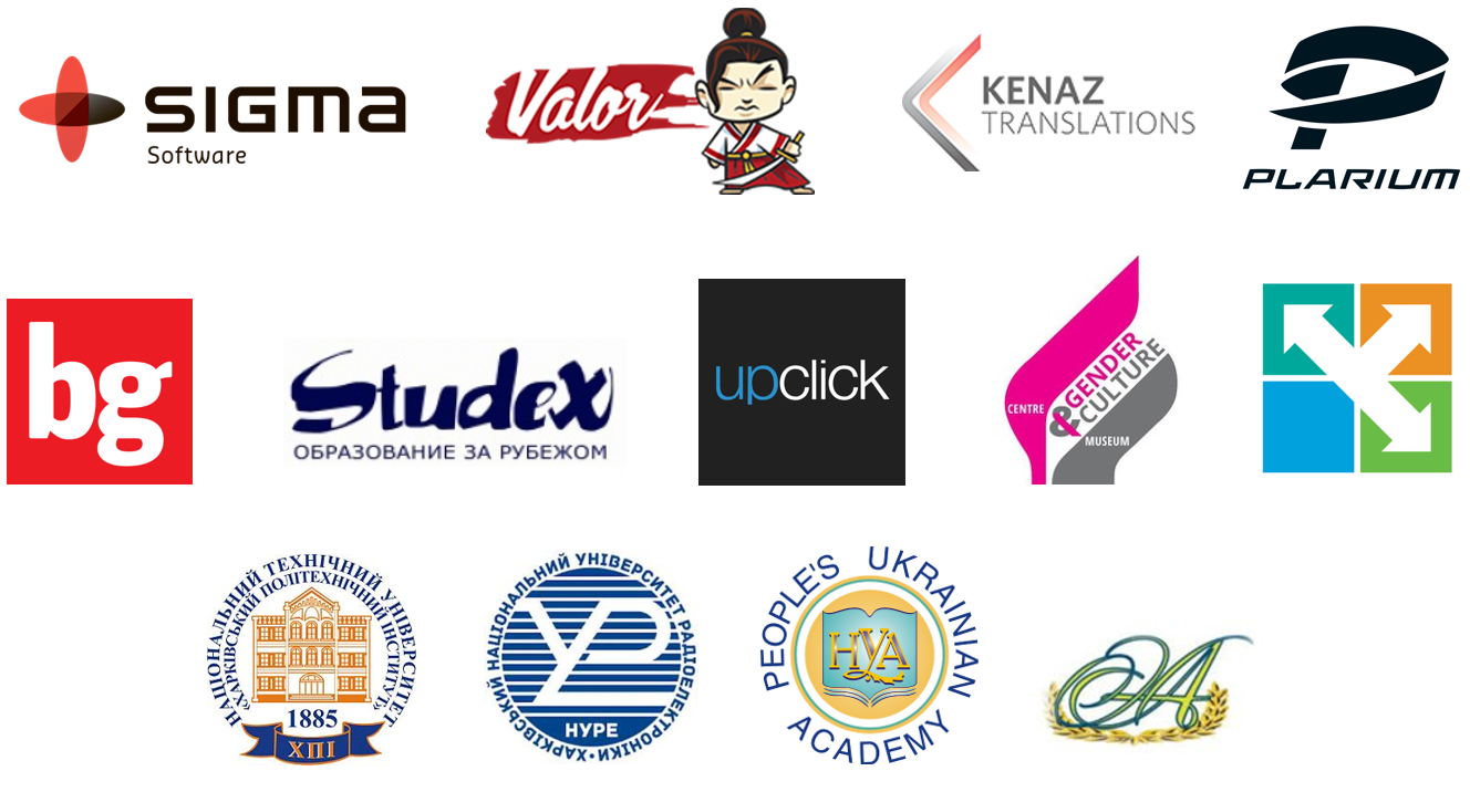 A few of the companies, schools and institutions that I've helped recently