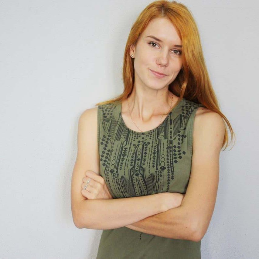 Hanna Prokosheva Staff Photo