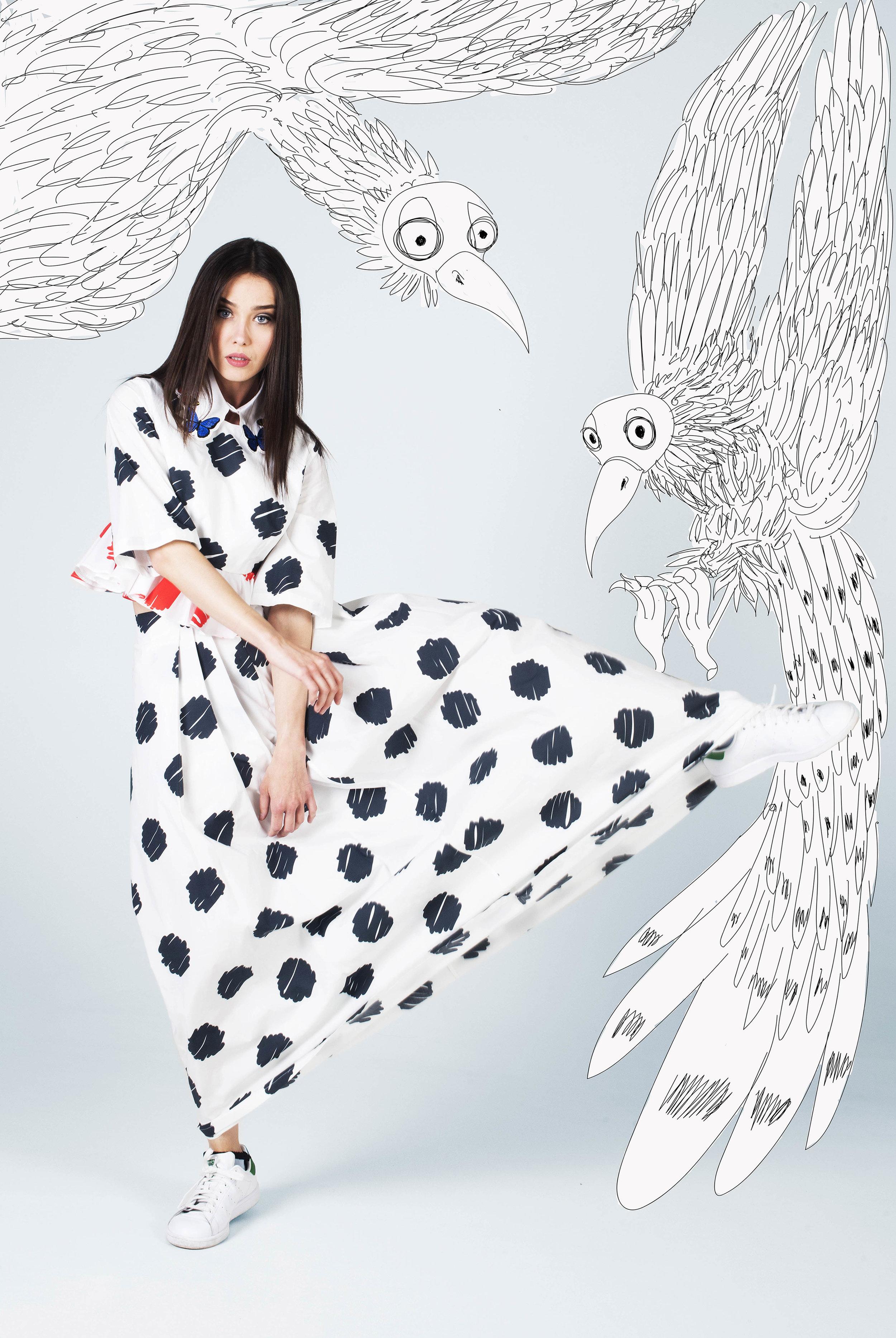 Pigeons & Peacocks