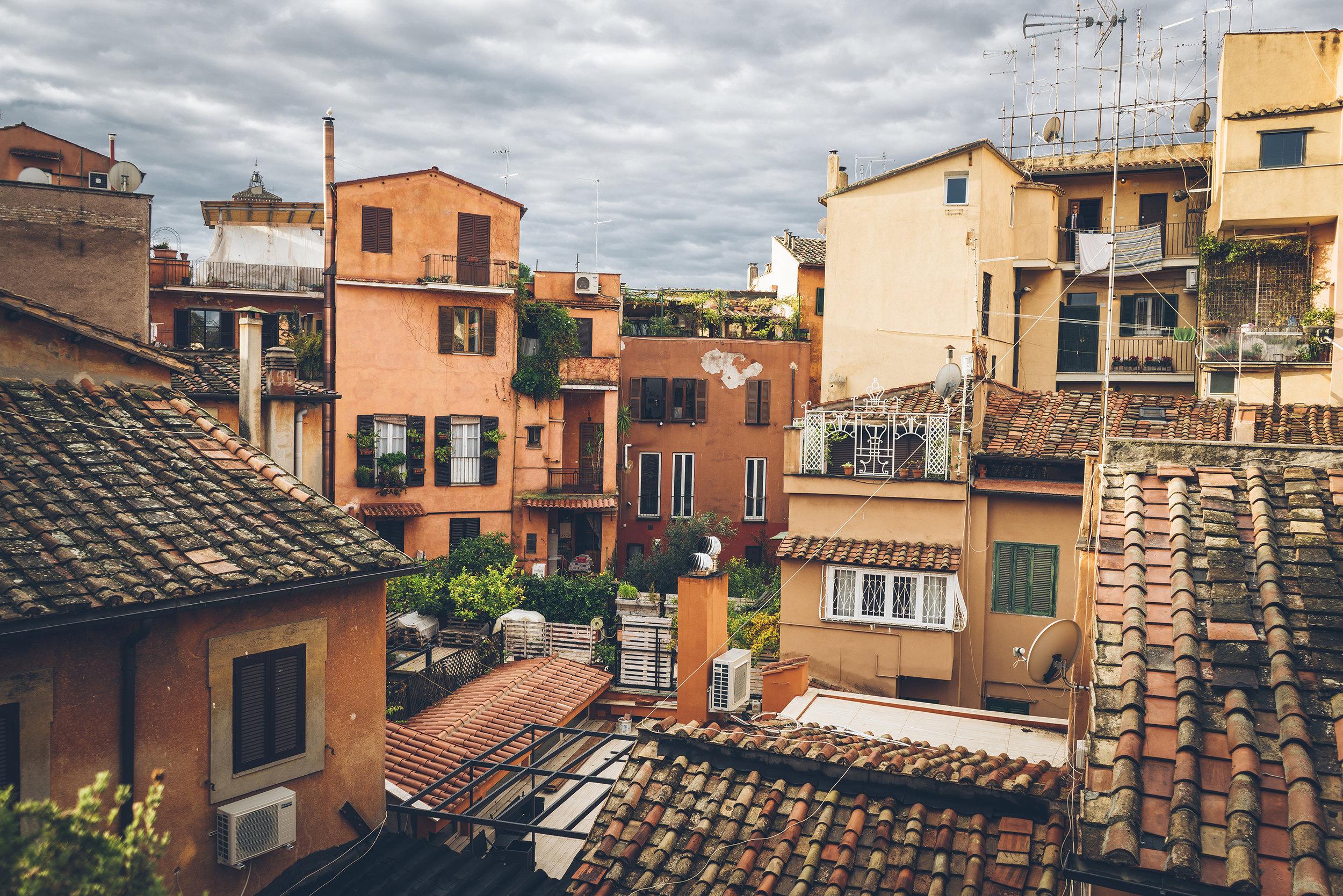 Trastavere, Rome, Italy