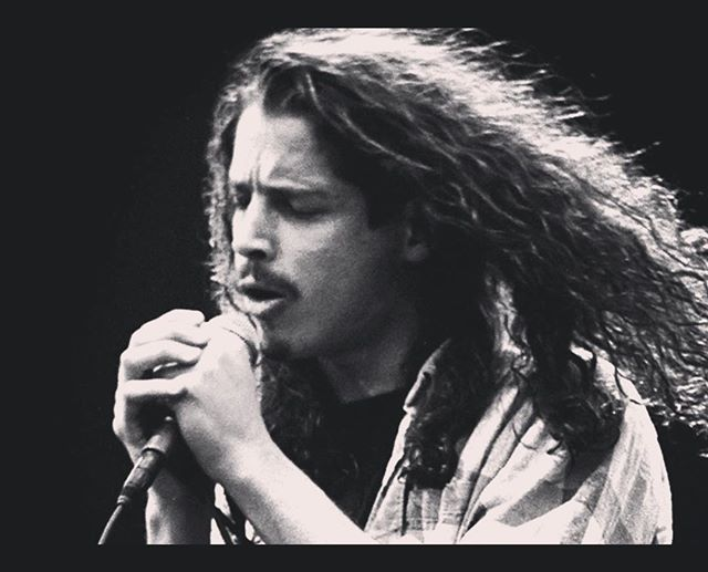 Chris Cornell made me want to write music; his voice was all encompassing.. he raged with the voice of a god through all their early metal, and as they matured as artists, he evolved and his words and tone would often bring tears to my eyes.. tremendous talent and spirit.. hurting like so many; but as we continue our own musical journey he will be in our hearts.. to say he was an influence would be an understatement.. - Charlie #chriscornell #soundgarden #carryon
