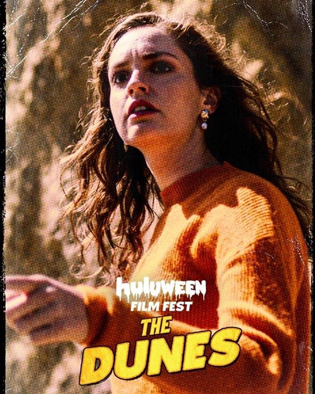 New music! Casey @coastaldives wrote the music for this cool short horror film called THE DUNES - made for Hulu as part of their Huluween Film Fest. Written/directed by @thejenniferreeder - produced by @boyinthecastle . Watch on Hulu or YouTube and share, link in bio! - @hulu #huluween #horror #shortfilm #filmscore #dark #synthesizer #thedunes