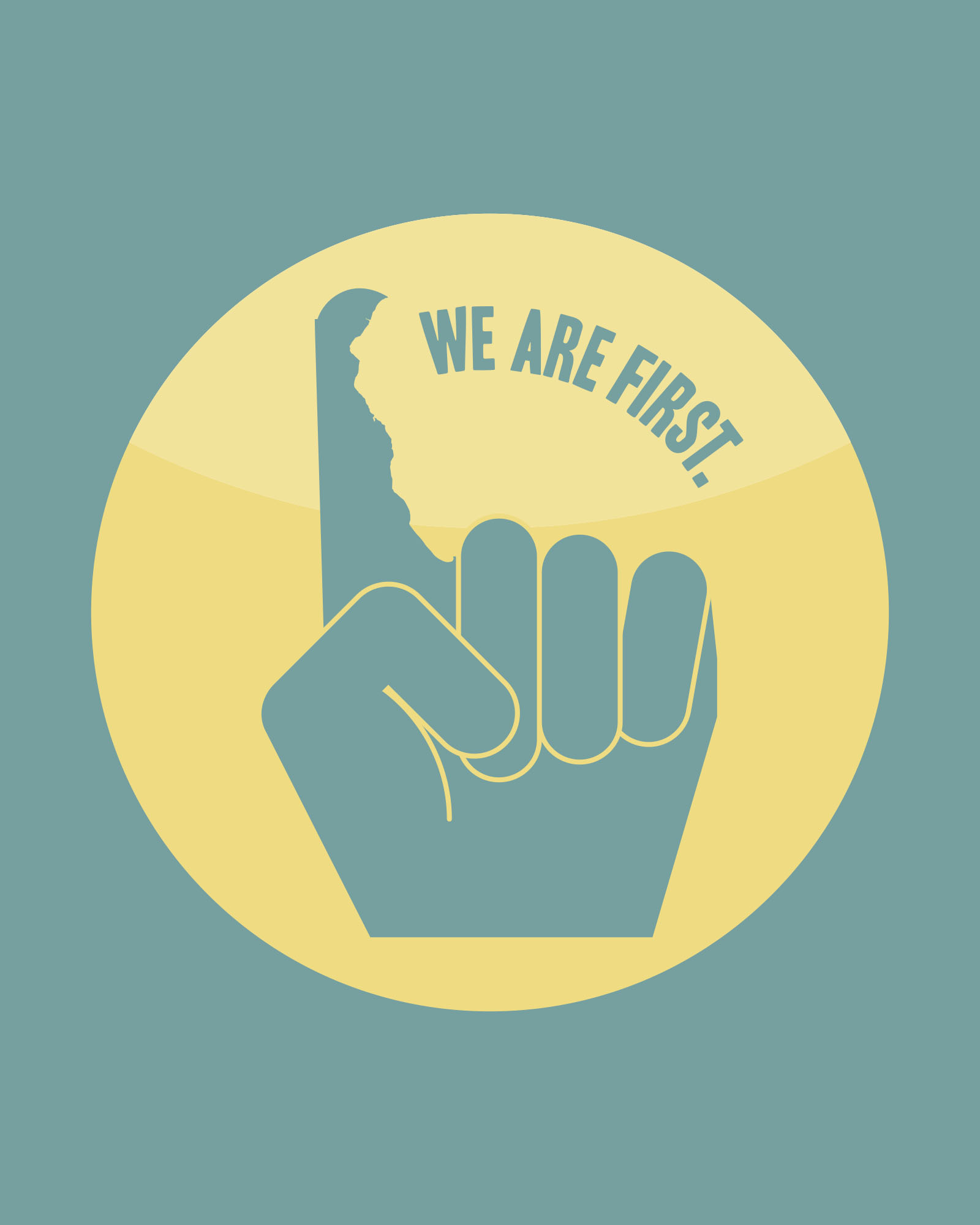 We Are First_8x10.jpg