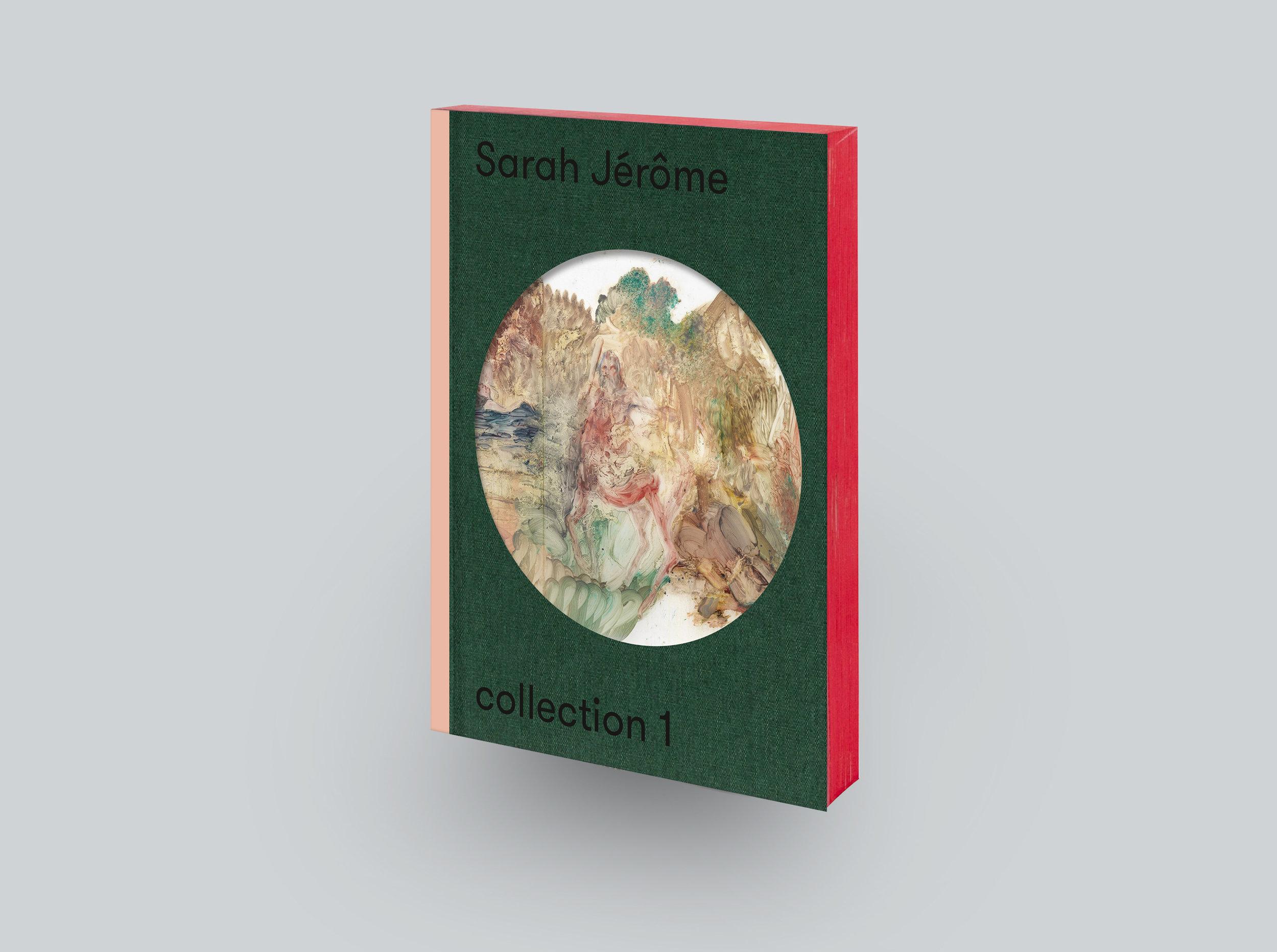 Première monographie - Sarah Jérôme a lancé un financement participatif de sa première monographie sur kisskissbankbank.com, motivée par l'envie de partager avec le public un livre-objet non pas chronologique ou descriptif, mais davantage tourné vers l'intimité d'un processus de création. Plus d'information, ici.