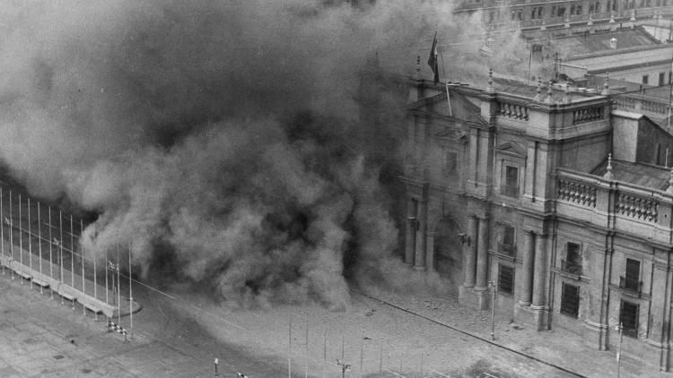 Chileancoup d'état, 1973