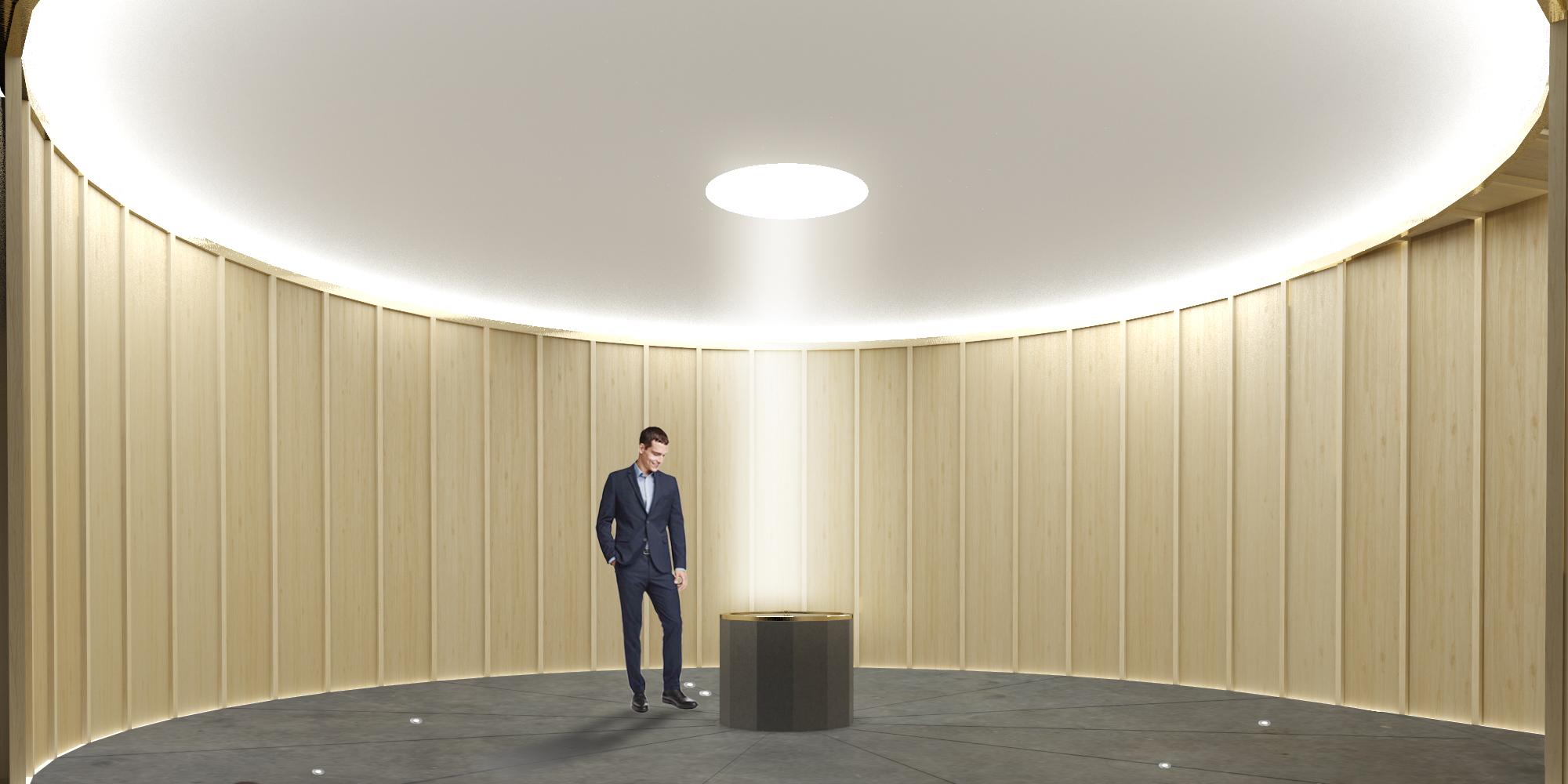 2016  Multi function interior design concept