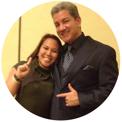 Even Bruce Buffer, the voice of the Octagon, knows I'm #1! It's Time!