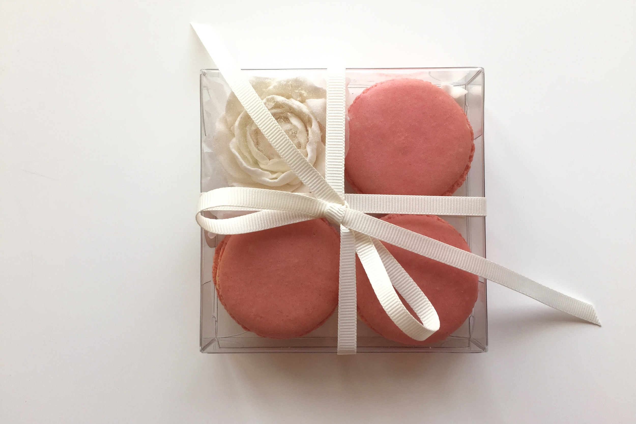 Macaron Favors. Quintessential summer elegance. As shown $11.