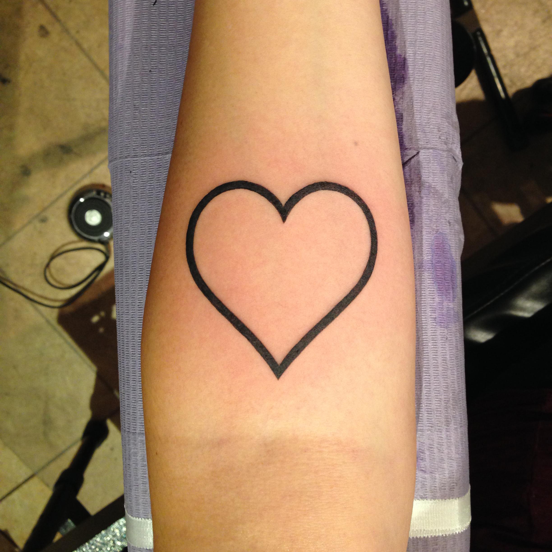fine line single needle Justin Turkus Philadelphia best tattoo artist heart perfect.jpg