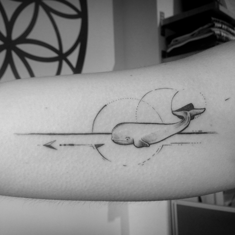 fine line single needle Justin Turkus Philadelphia best tattoo artist whale geometric.jpg