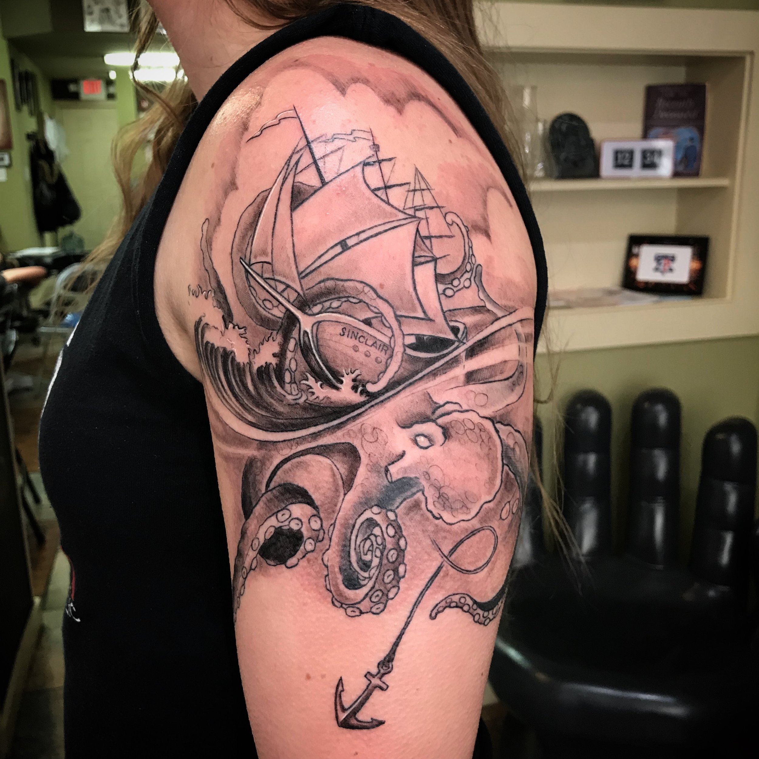 bg Justin Turkus Philadelphia fine line lettering best tattoo Artist heidi sleeve ship cracken octopus anchor sinclair fullsize.jpg