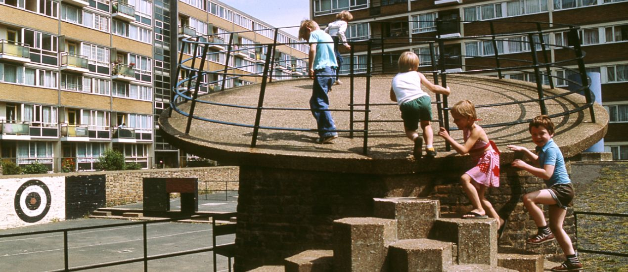 Churchill Gardens Estate, London