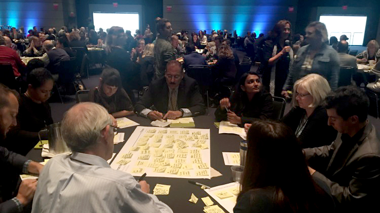 29_MUD_EXP04_MUD student Ankita Patel with local leaders and national experts at P4 conference on a more inclusive Pittsburgh_F16.jpg