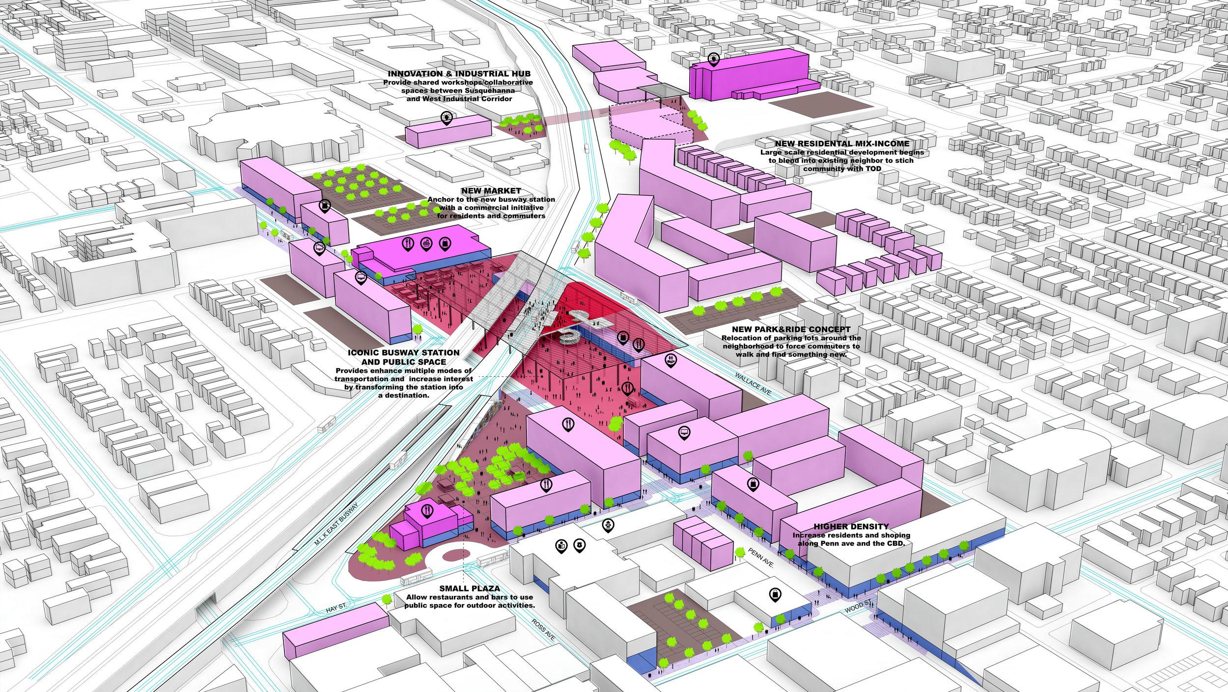 Master of Urban Design — CMU School of Architecture