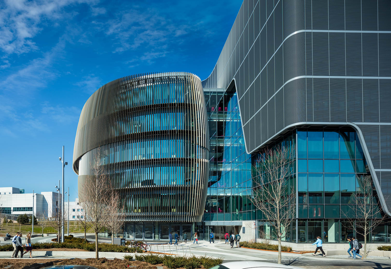 Interdisciplinary Science and Engineering Complex (Image:    AIA   )