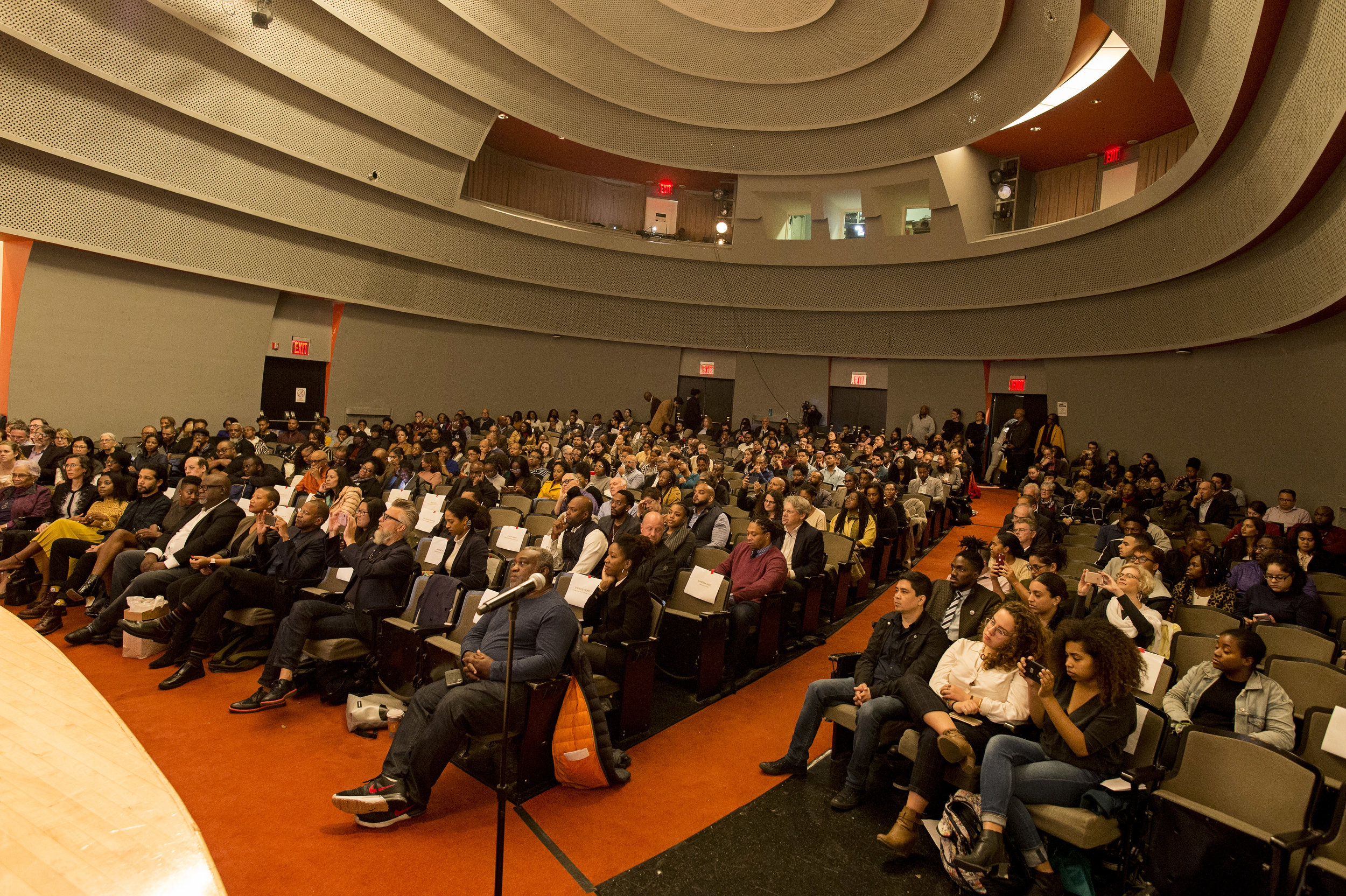 This year's conference had the largest attendance in NOMA history.