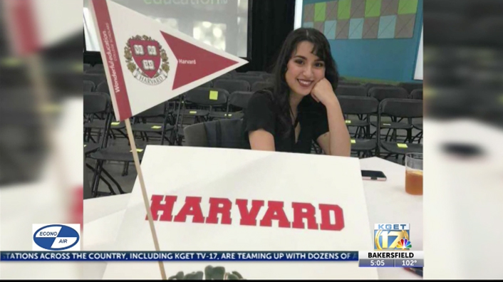 Local Student to Attend Harvard on Full Ride Scholarship in the Fall