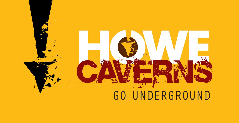 Howe Caverns logo