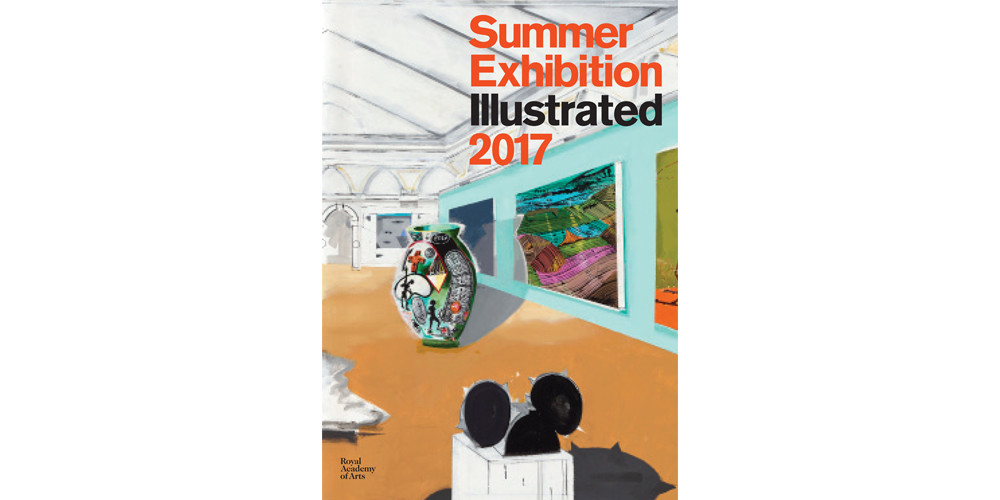 Royal Academy summer exhibition catalogue 2017, Lois Wallace