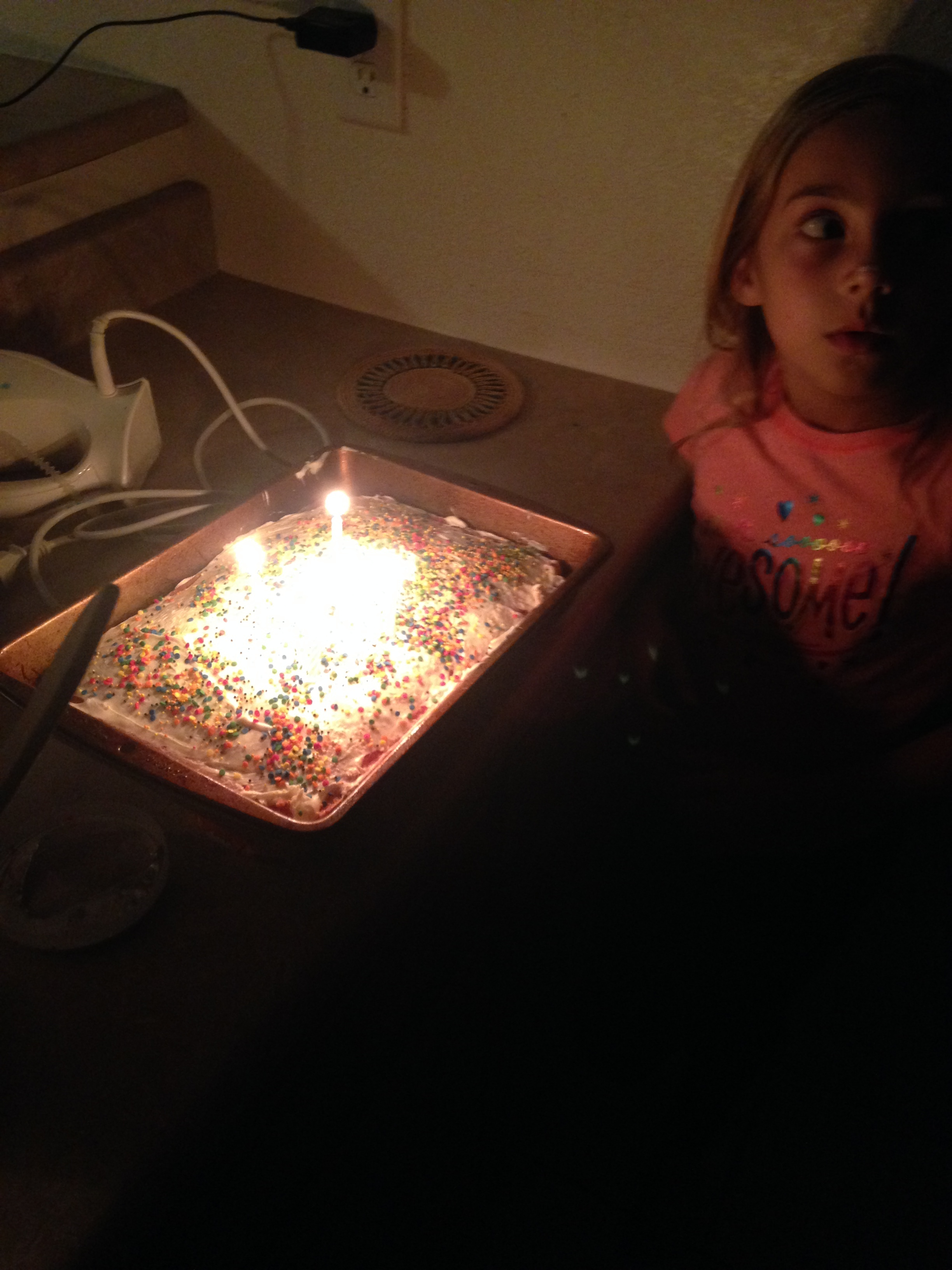 As a family we always finish out my vacation by baking a cake and celebrating everybody's upcoming birthdays. Happy 7th birthday Ella. Happy 21st birthday to myself. A very big happy 40th birthday to my mom! You're so old hahaha.