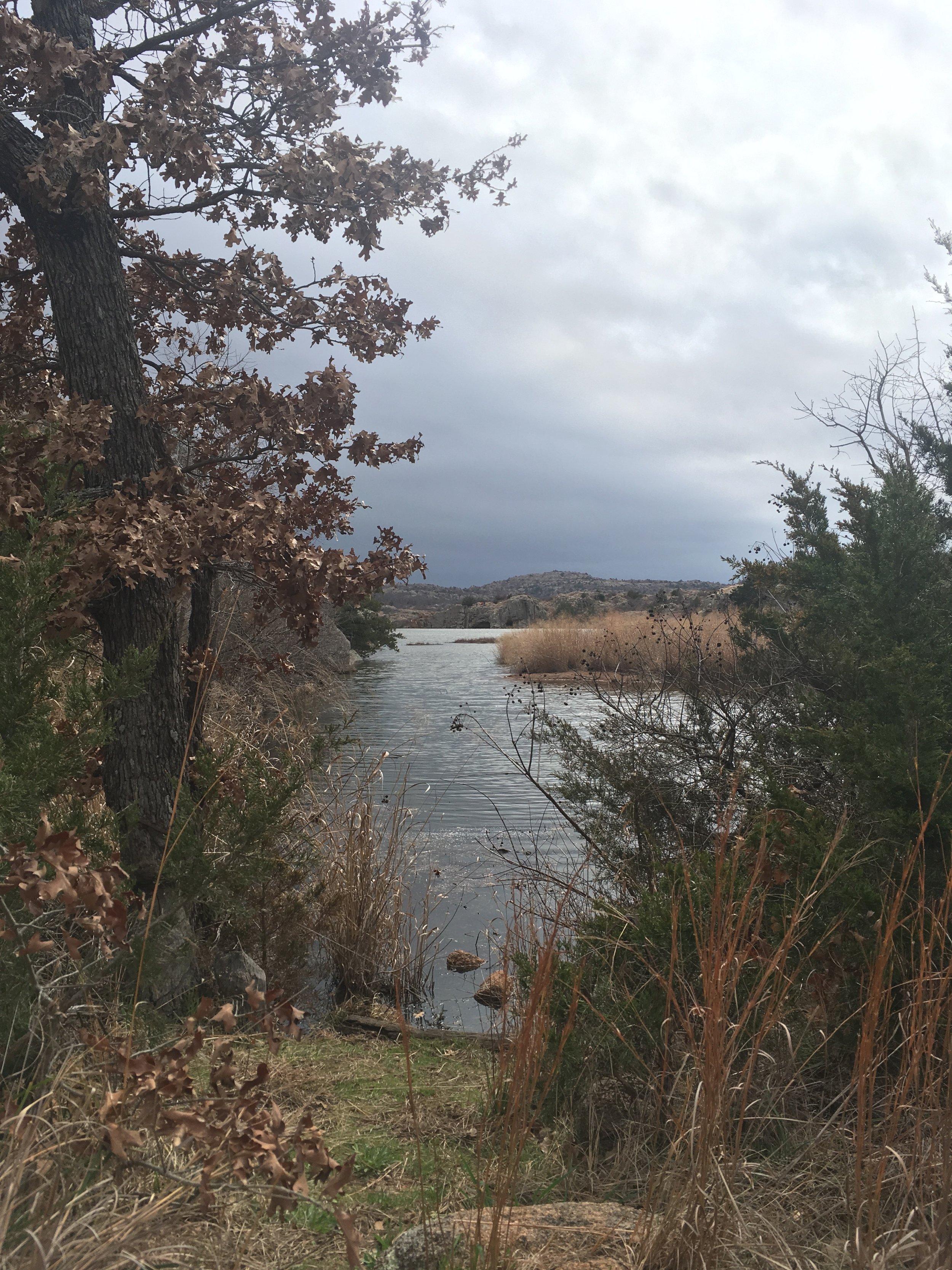Osage Lake.