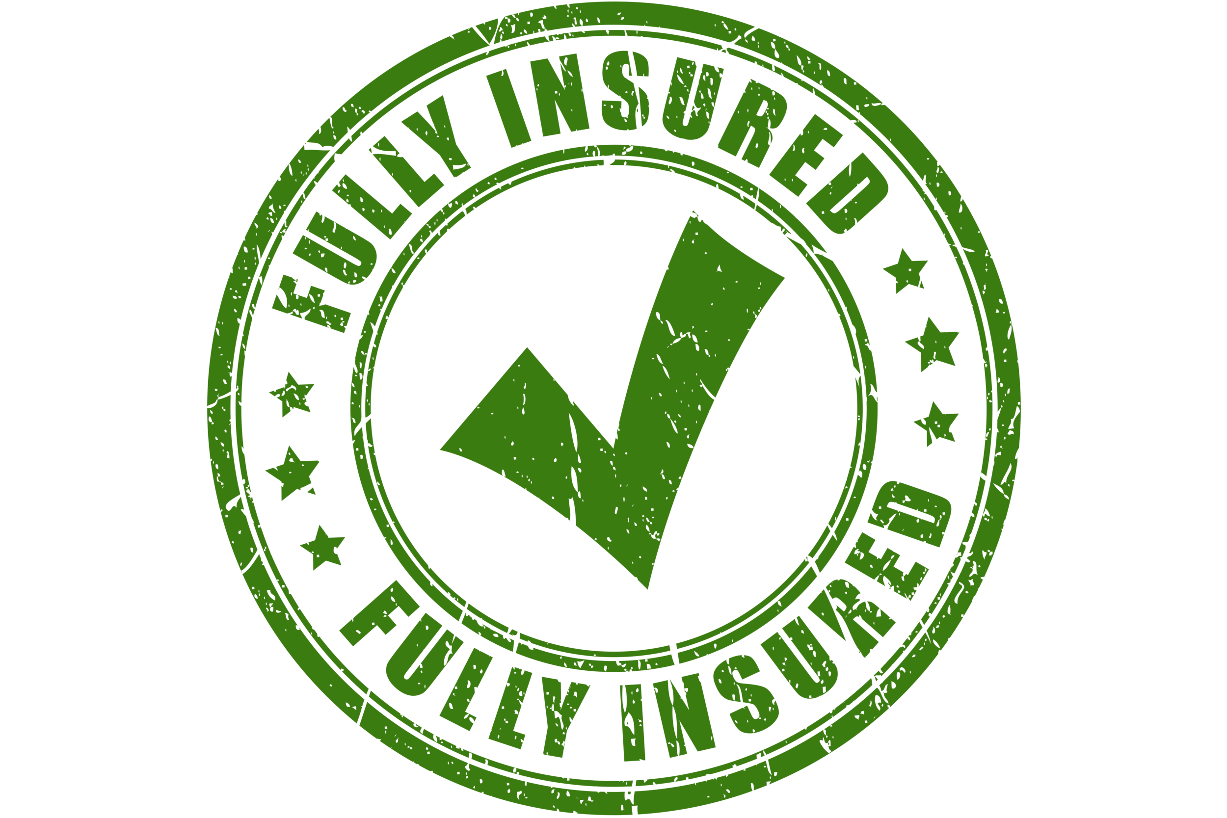 LIABILITY INSURED - Don't worry, you're covered! Our liability coverage of $1,000,000 ensures that you always have peace of mind.