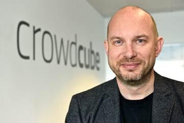 Darren Westlake, Co-founder & CEO of Crowdcube