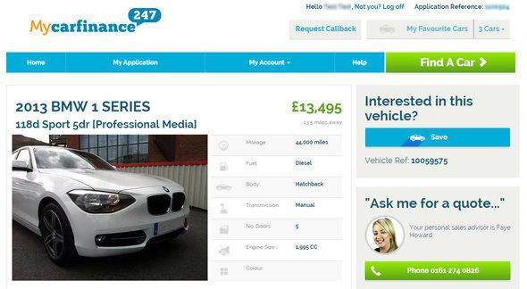 Just Entrepreneurs - CarFinance247