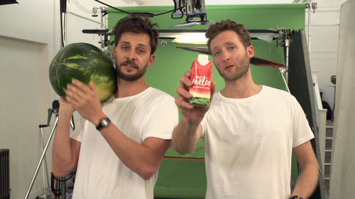 Founders of What A Melon - Just Entrepreneurs