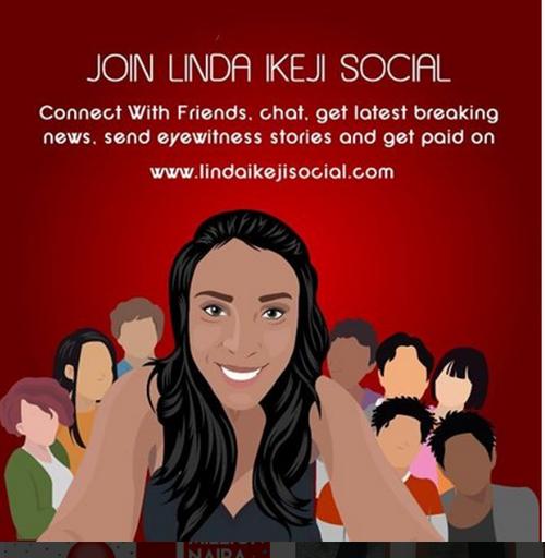 Linda Ikeji -