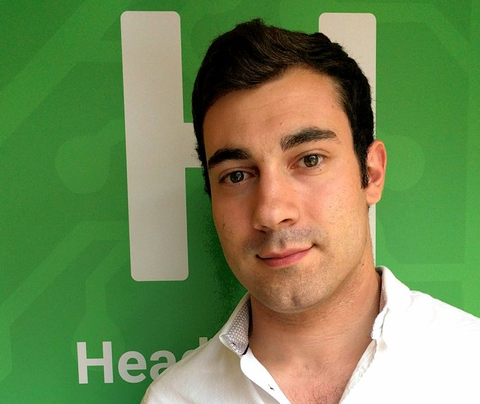 founder and ceo of headstartapp