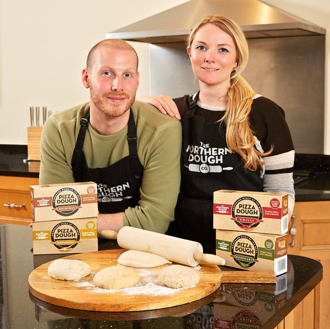 Meet The Co Founders Of The Northern Dough Co Just