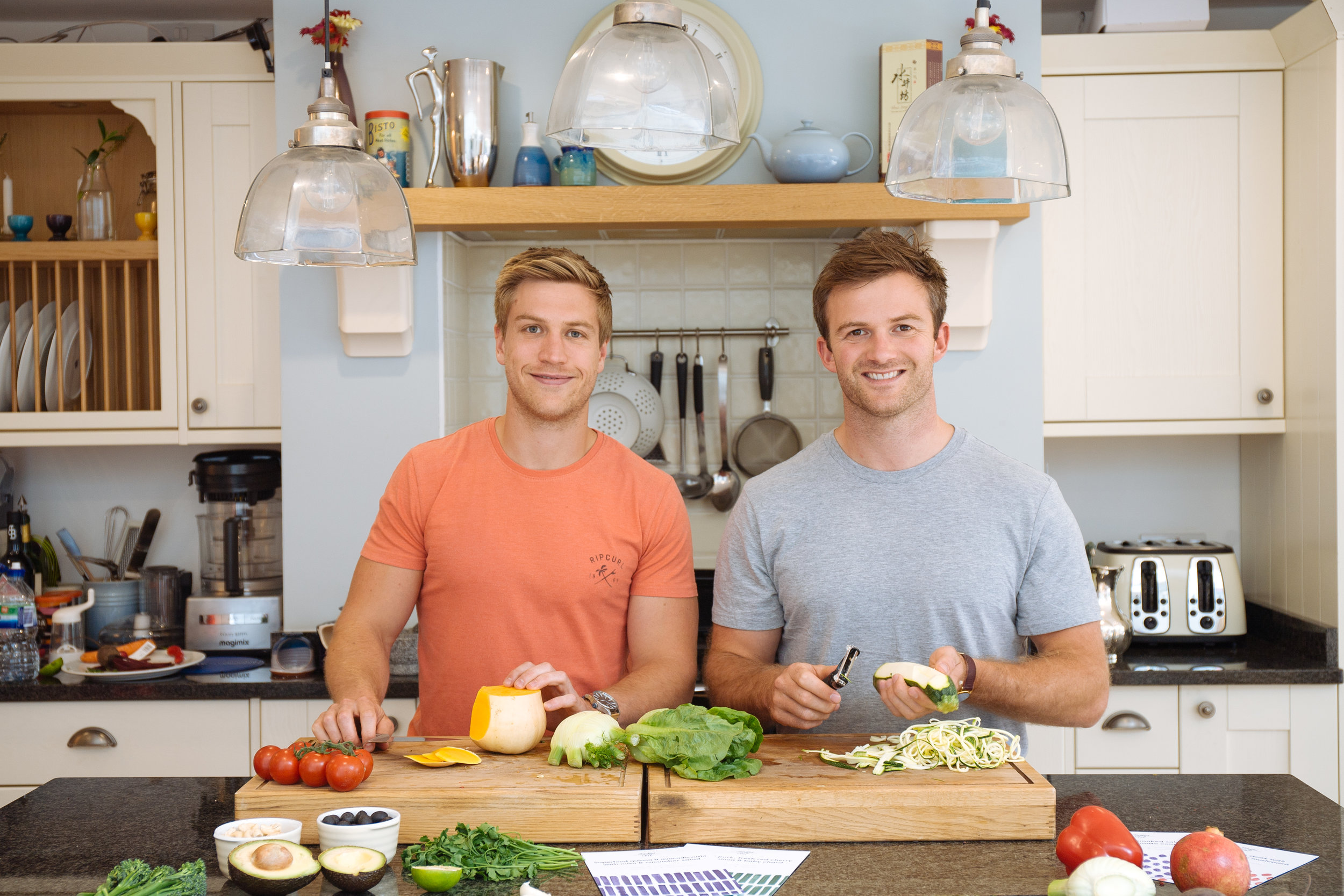 Podcast - Co-founders of Mindful Chef